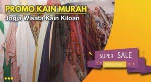 Promo Kain Kiloan Murah